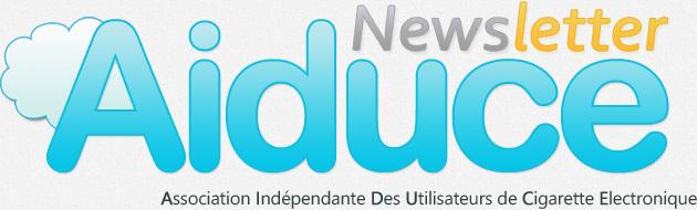 Newsletter AIDUCE - Cliquez ici pour lire cette newsletter en ligne